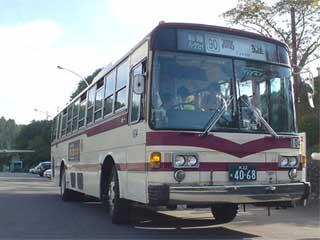 北山 バス
